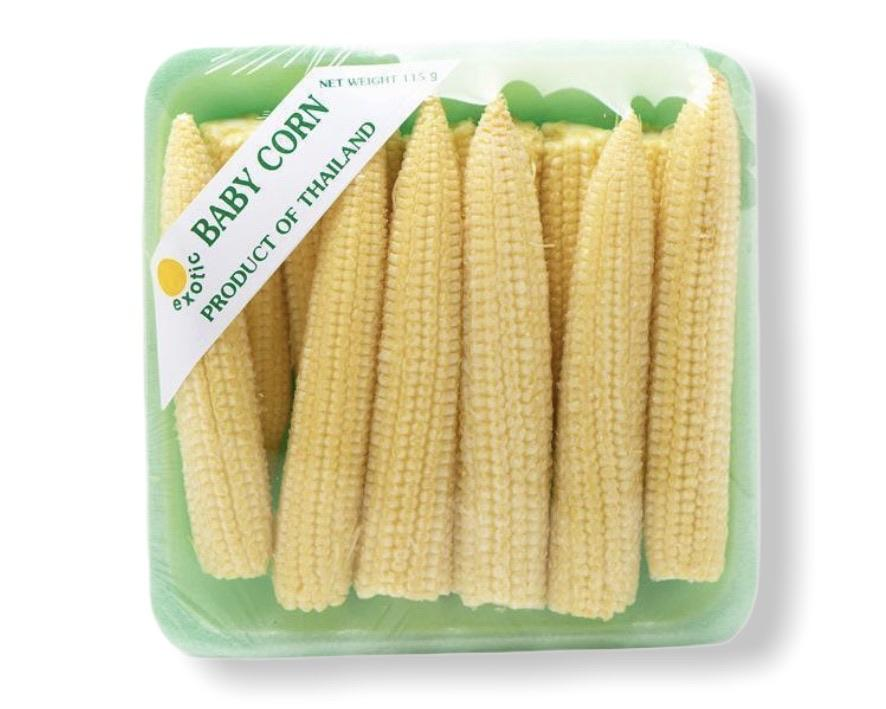 Sweet Corn Baby (115g)-Vegetables-Fresh Connection-Fresh Connection
