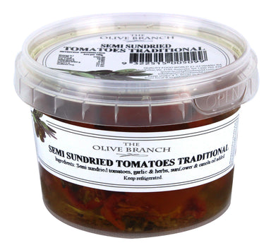 The Olive Branch Semi Sundried Tomatoes 150g-Groceries-The Olive Branch-Fresh Connection