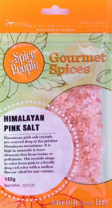 The Spice Himalayan Pink Sea Salt 155g-Groceries-The Spice People-Fresh Connection