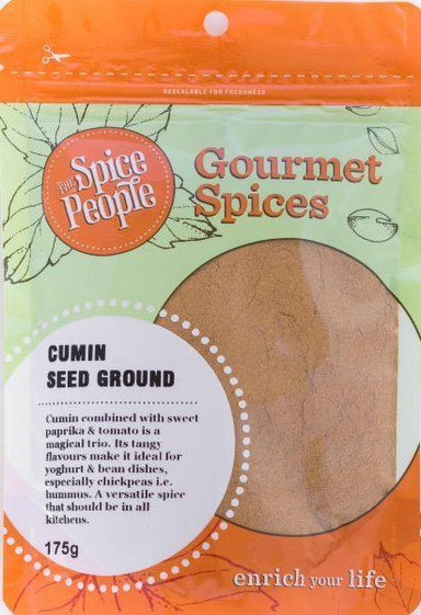 The Spice People Cumin Seed Ground 55g-The Spice People-Fresh Connection