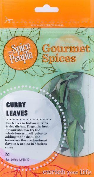 The Spice People Curry Leaves 2g-The Spice People-Fresh Connection