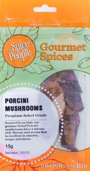 The Spice People Dried Porcini Mushrooms 15g-The Spice People-Fresh Connection