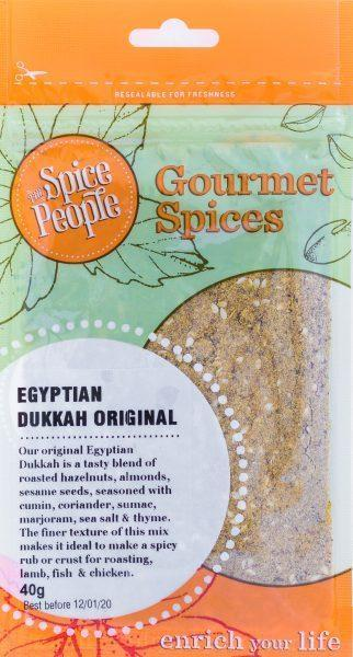 The Spice People Egyptian Dukkah Original 45g-The Spice People-Fresh Connection