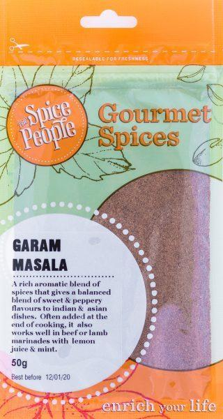 The Spice People Garam Masala 50g-The Spice People-Fresh Connection