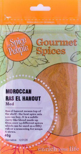 The Spice People Moroccan Ras El Hanout 45g-The Spice People-Fresh Connection