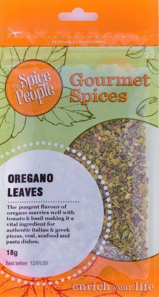 The Spice People Oregano Leaves 20g-The Spice People-Fresh Connection