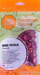 The Spice People Rose Petals 8g-The Spice People-Fresh Connection