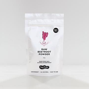 VegEase Beetroot Powder (7 serves) | Superfood for Super Kids - 20g-Groceries-Broth & Co-Fresh Connection