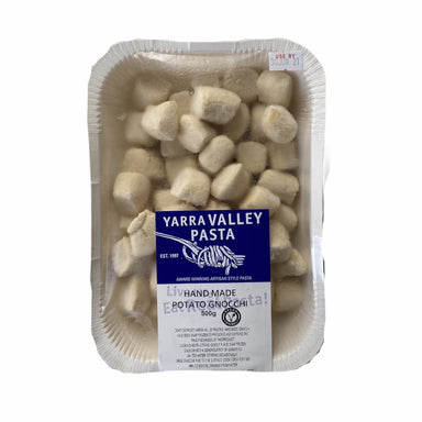 YARRA VALLEY PASTA Hand Made Potato Gnocchi 500g-Groceries-Yarra Valley Pasta-Fresh Connection