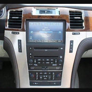 Cadillac Escalade EXT ESV Climate Control & Radio Worn Button Repair Decals