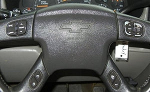 Steering and AC Decal Combo Repair for 2000-2006 GM Vehicle