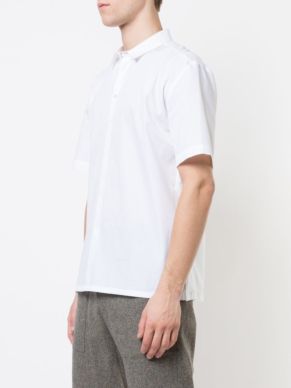 White Polo Pardon