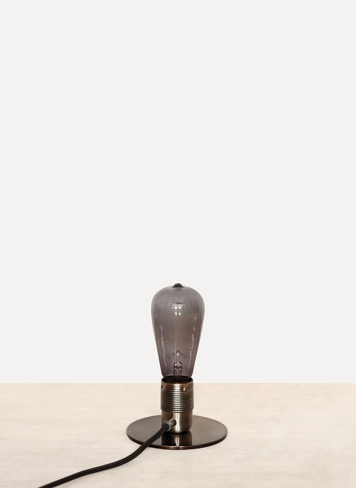 E27 Table Lamp Bronze