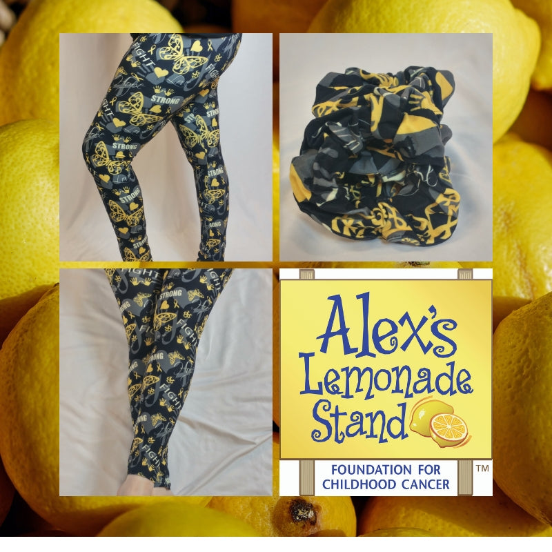 Apple Girl Boutique Partners with Alex's Lemonade to Help Find A Cure