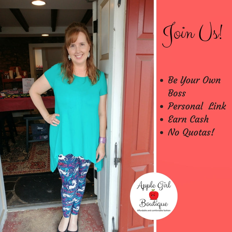 Why I Am Inviting You to Join Apple Girl Boutique