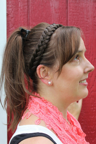 Madison Braids worn by Jennifer Schultz Apple Girl Boutique