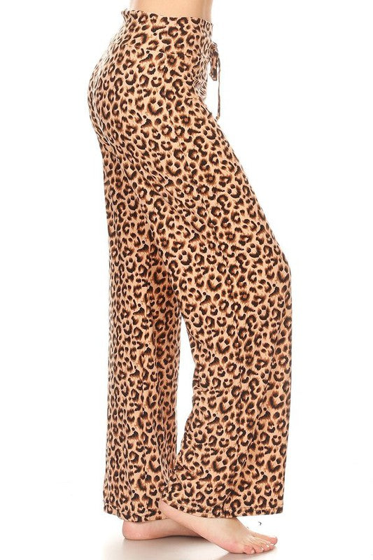 Wild Princess - Women's Pajama Lounge Pant