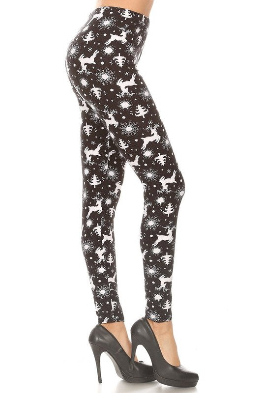 Deer to Dream - Women's One Size Leggings