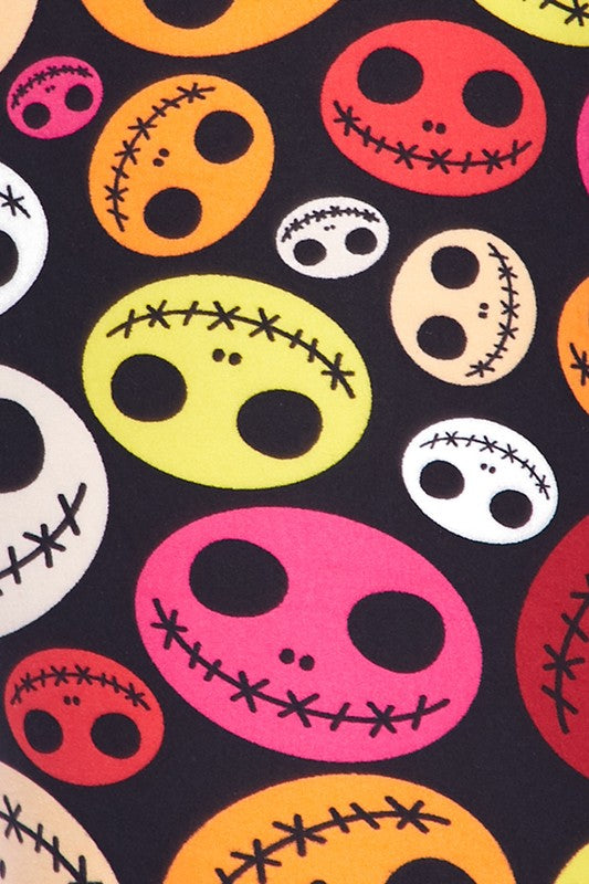 The Nightmare Before Autumn - Girls Leggings