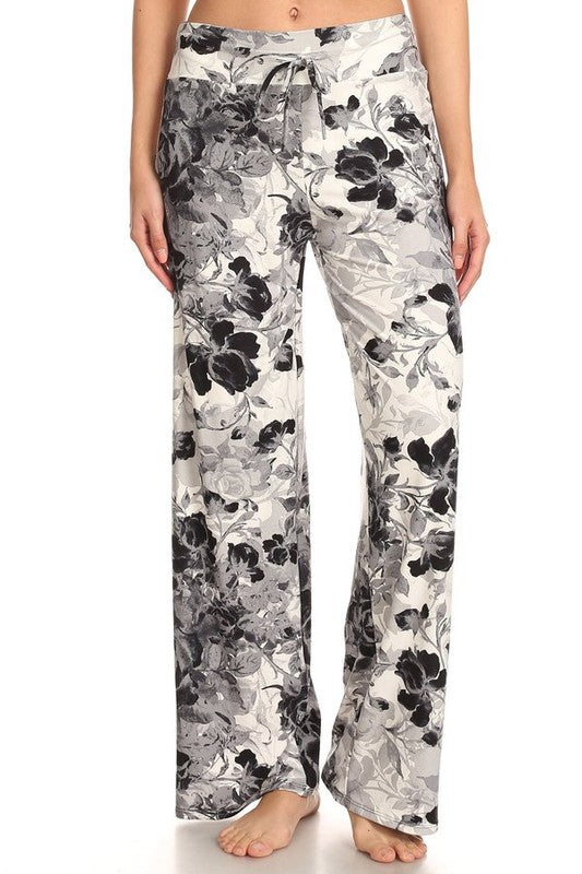Into the Past - Women's Pajama Lounge Pant