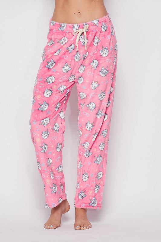 Alabaster Caticorns - Women's Pajama Pants