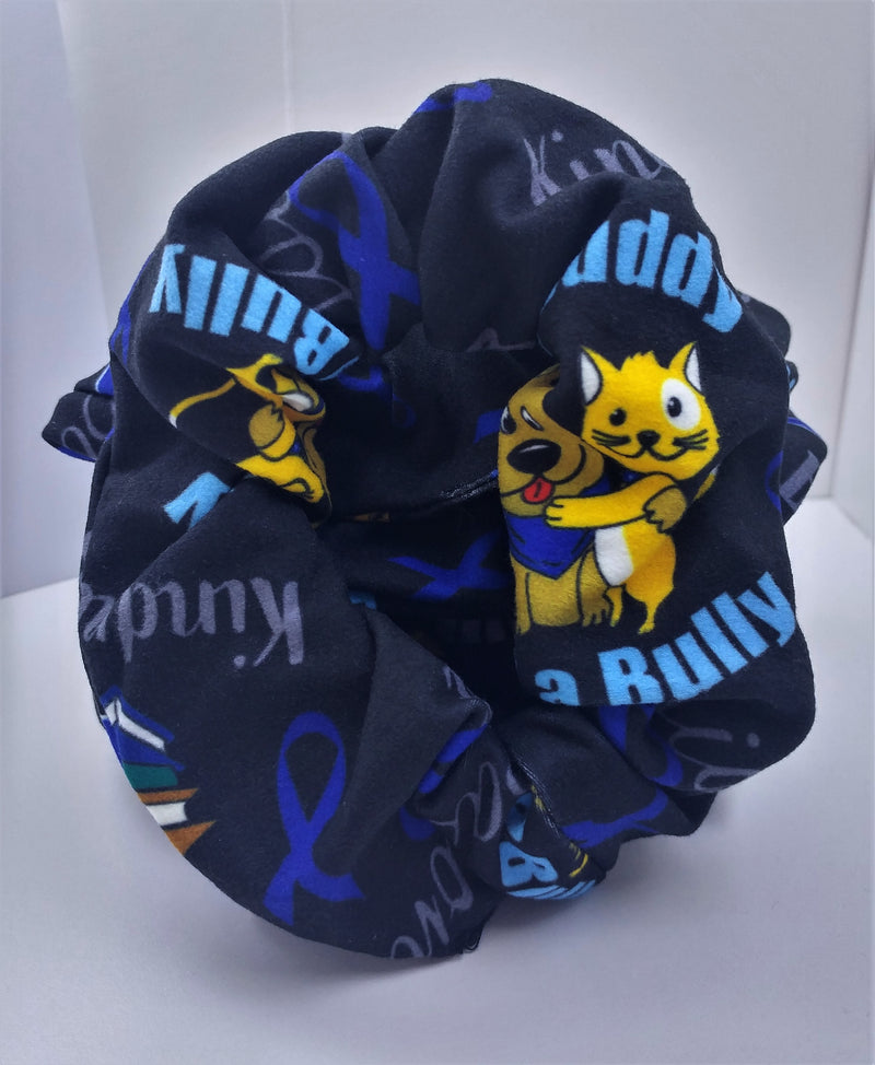 Be a Buddy Bullying Awareness Scrunchie