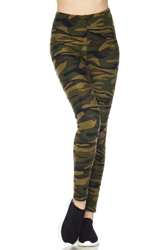 Boot Camp - Women's One Size Leggings