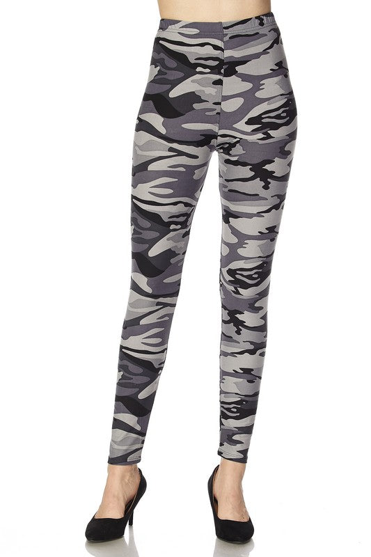 Secret Mission - Women's One Size Leggings