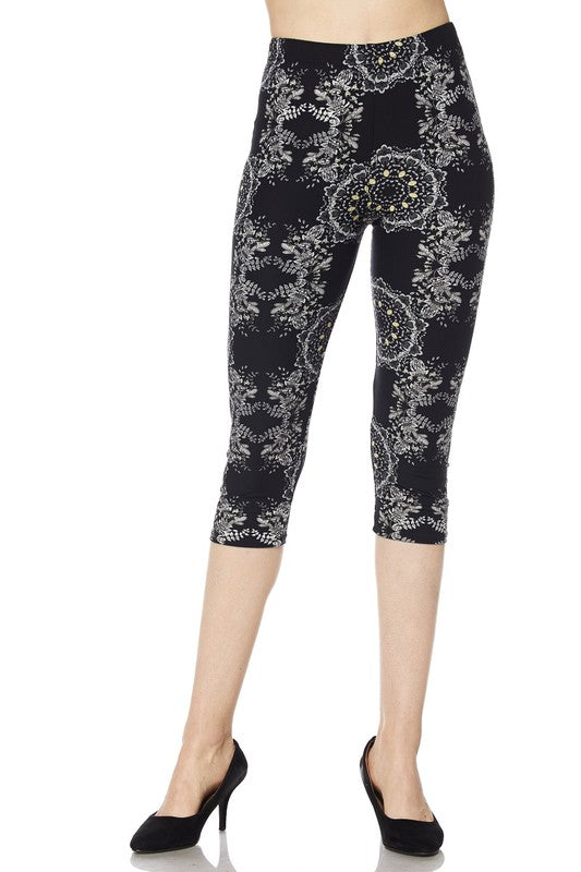 Mystique - Women's One Size Capris