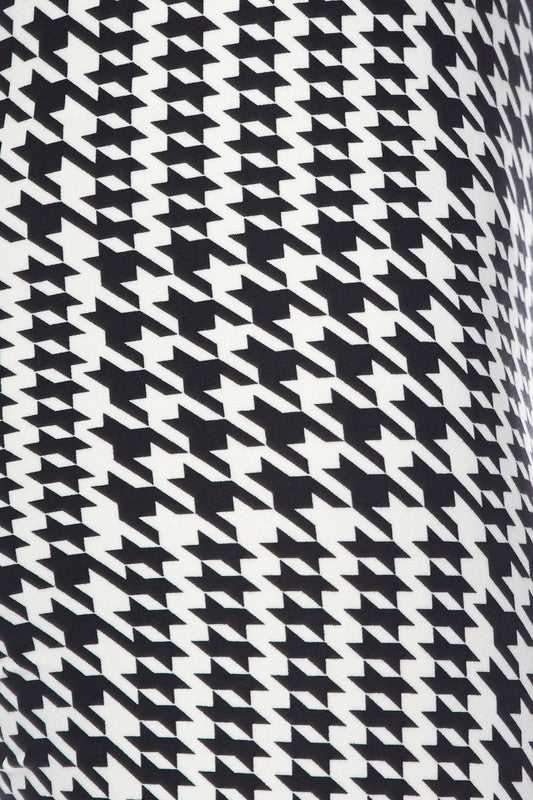 Checkered Past - Women's One Size Leggings