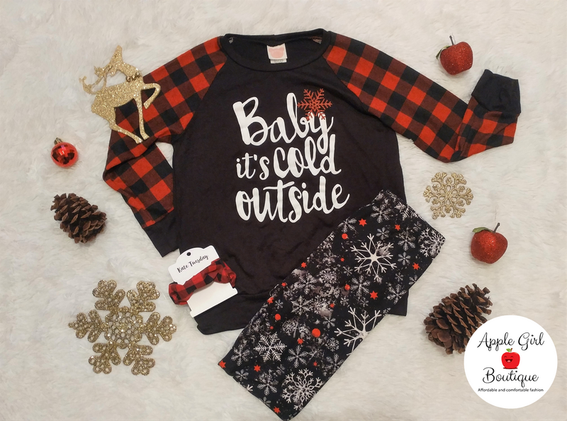 Baby It's Cold Outside Girls Bundle