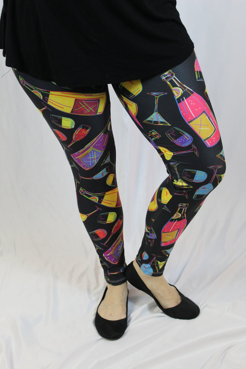 Uncorked - Women's Leggings