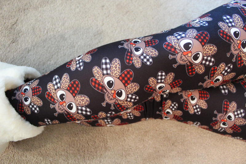 Trendy Turkey - Girls Leggings