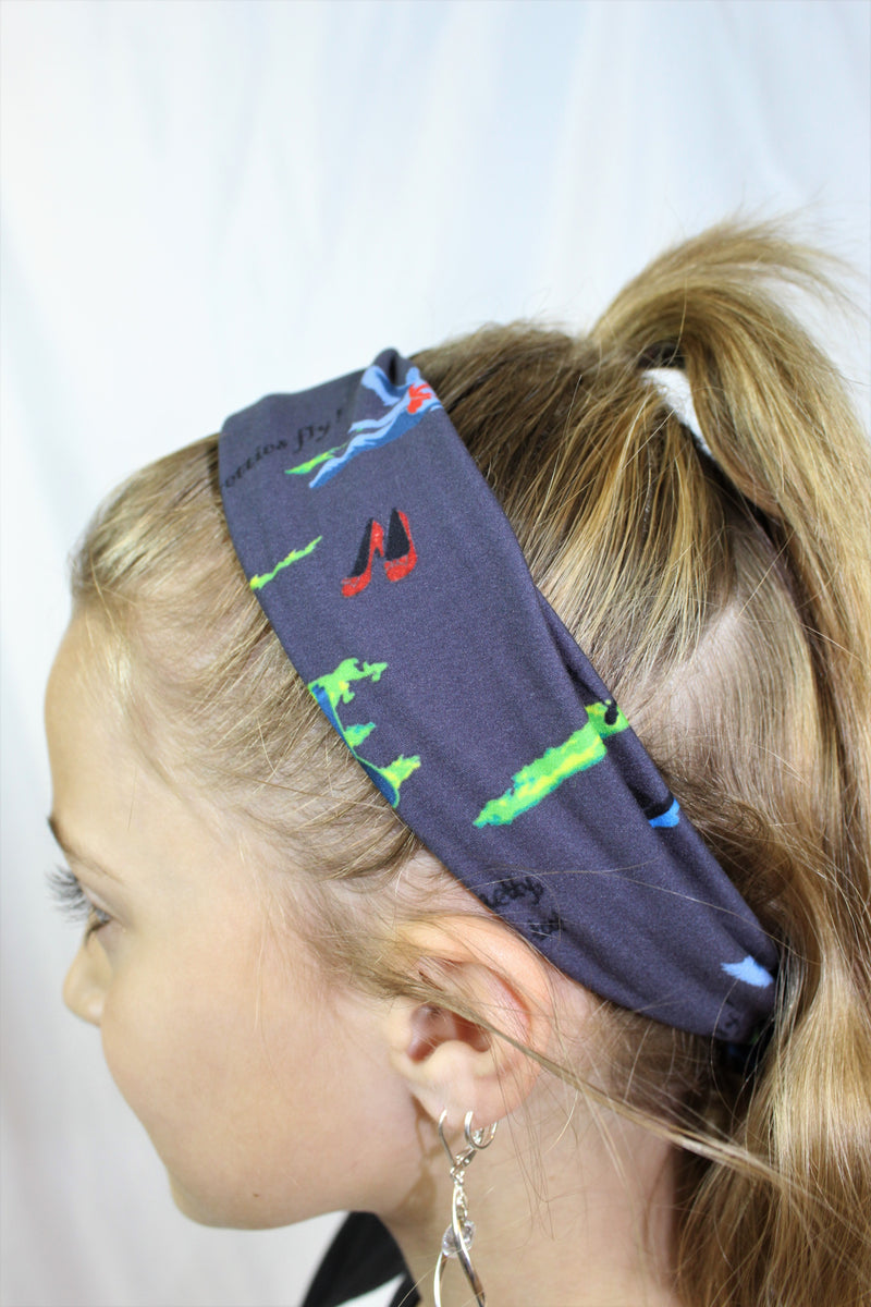 Wicked Witch Headband