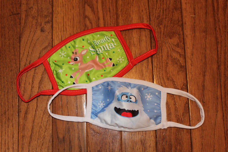 Christmas Masks for Kids