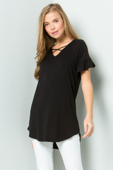 The Laura - Women's Plus Size Top