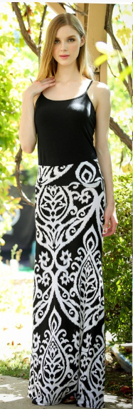 Timeless - Women's Maxi Skirt