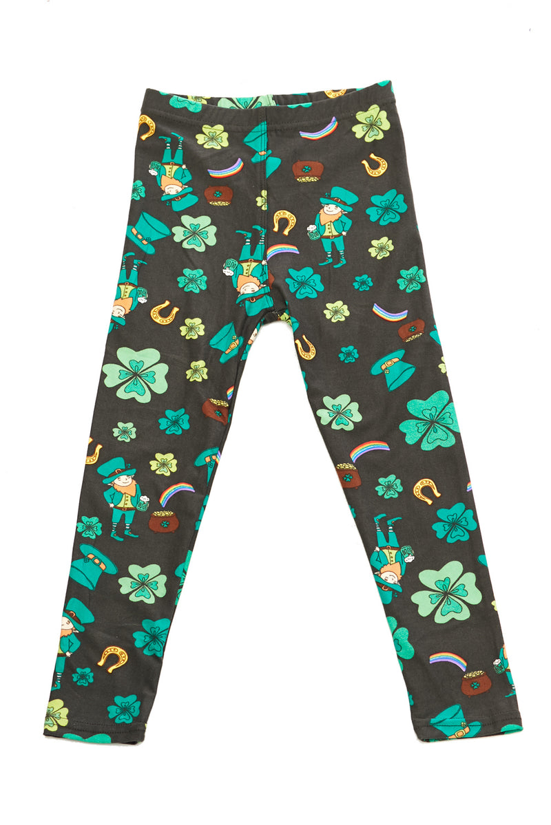 Me Lucky Charms  - Girls Leggings