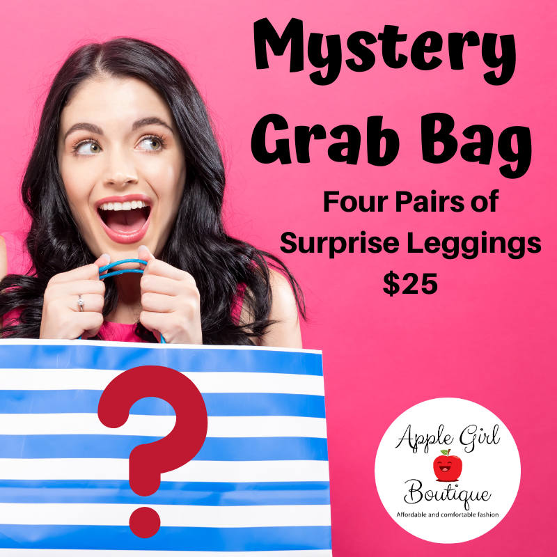 Mystery Grab Bag of Leggings