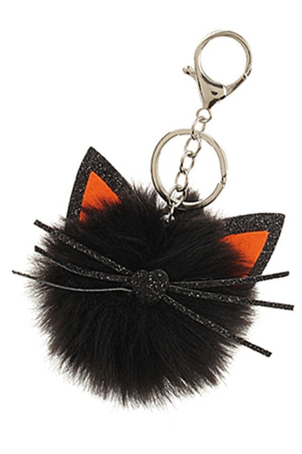 Miss Kitty Keychain