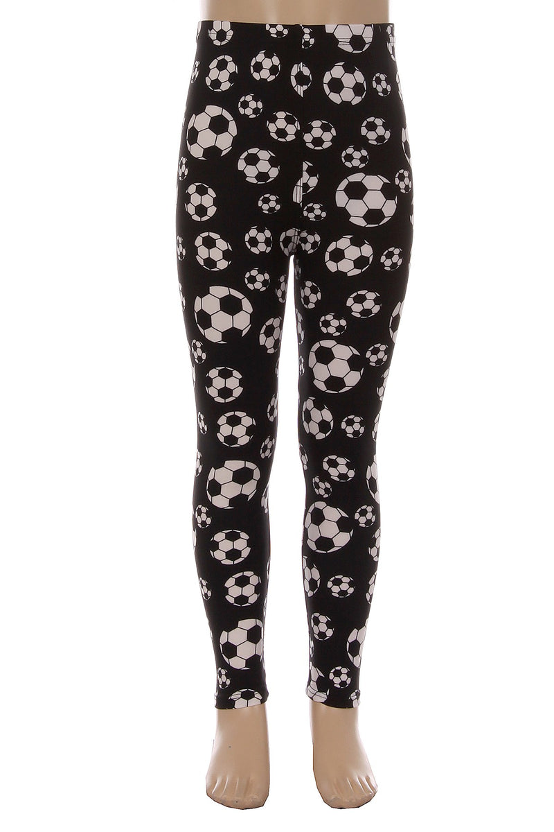 Kickin' It - Girls Leggings
