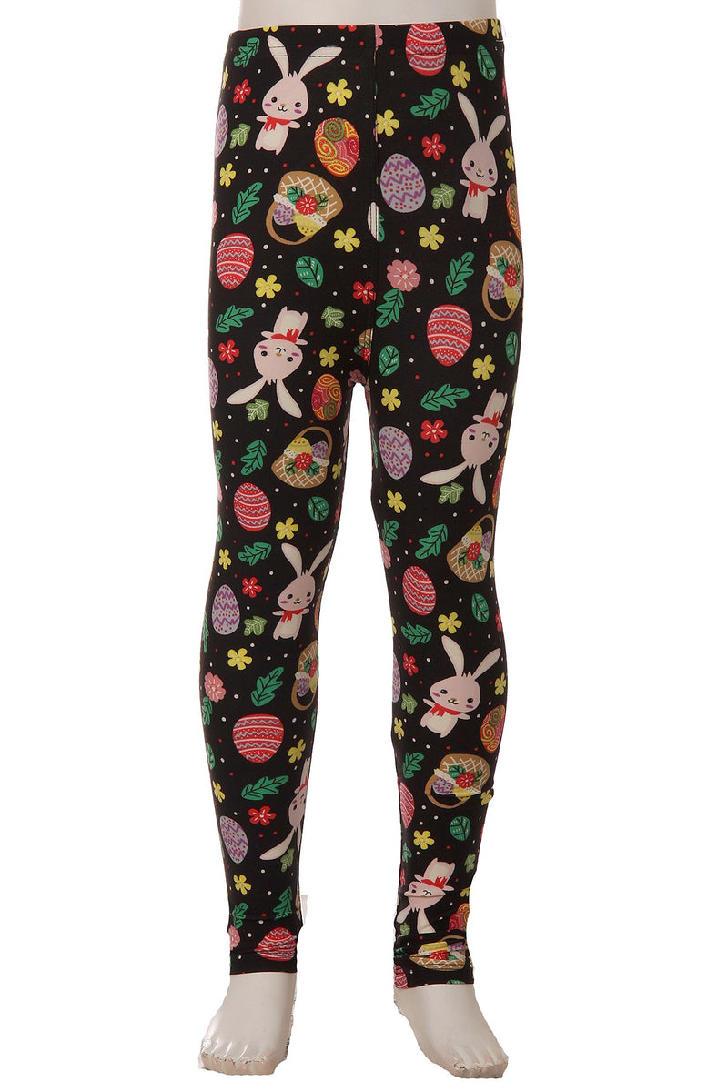 Easter Surprise - Girls Leggings