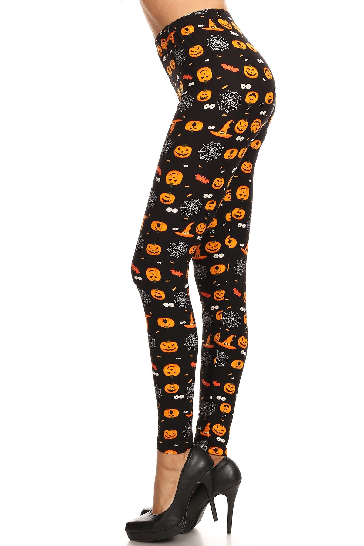3ad13ef3d33ab Witching Hour - Women's Plus Size Leggings – Apple Girl Boutique