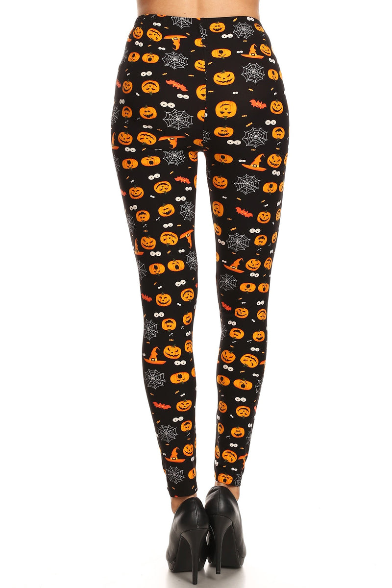 Witching Hour - Women's 3x-5x Leggings