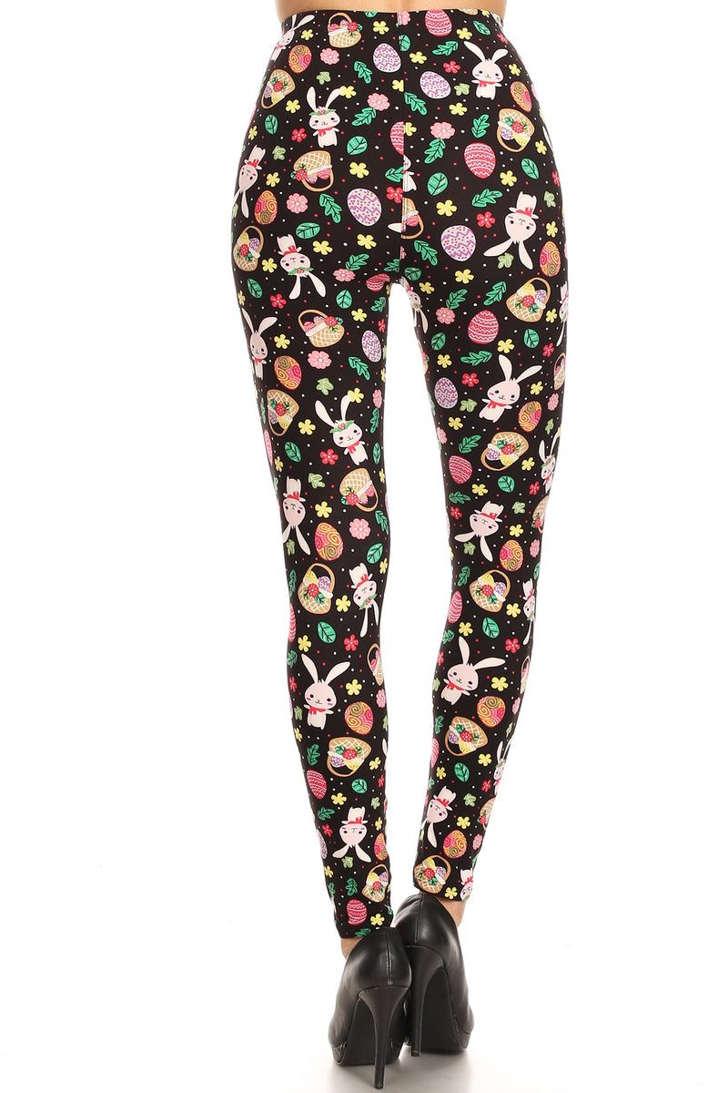 Easter Surprise - Women's One Size Leggings