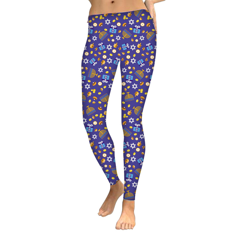 Spark of the Divine - Women's Extra Plus TC Size Leggings