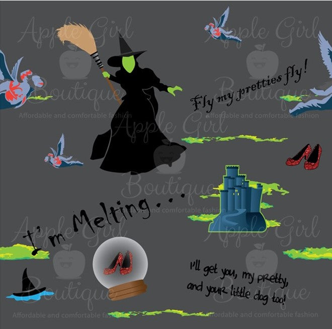 Wicked Witch - Women's Leggings - PREORDER