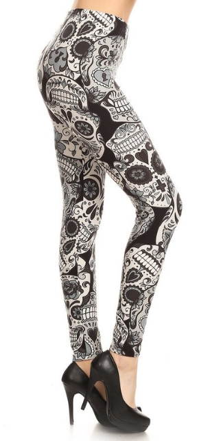 Afterlife - Women's Plus Size 3X-5X Leggings