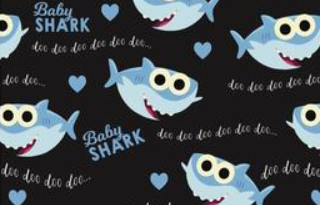 Baby Shark  - Women's One Size Leggings