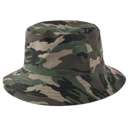 Camo Reversible Bucket Hat
